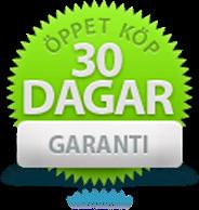30 dagars garanti